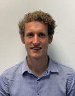Simon Holliday, First Contact Physiotherapist